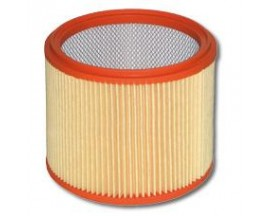 Papierový kazetový filter pre vysávače wetCAT 262 ET / 262 IET / 362 ET / 362 IET